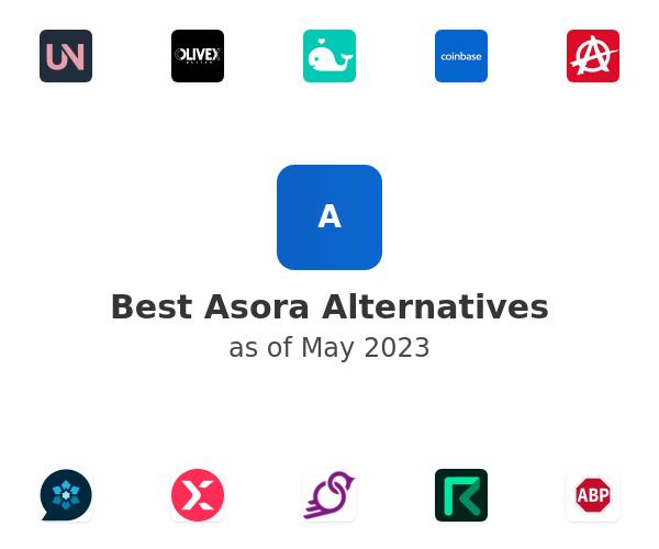 Best Asora Alternatives