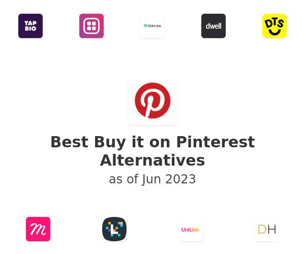 Best Buy it on Pinterest Alternatives