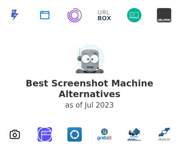 Best Screenshot Machine Alternatives