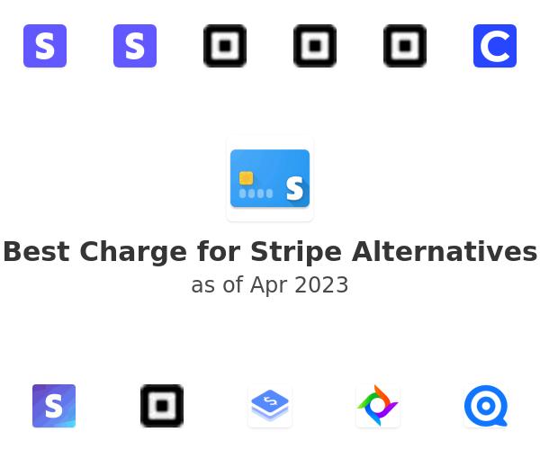 Best Charge for Stripe Alternatives