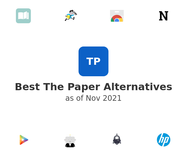 Best The Paper Alternatives