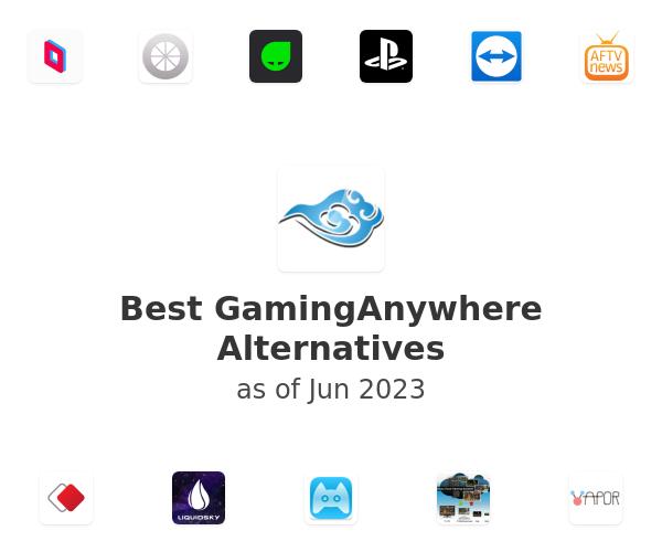 Best GamingAnywhere Alternatives