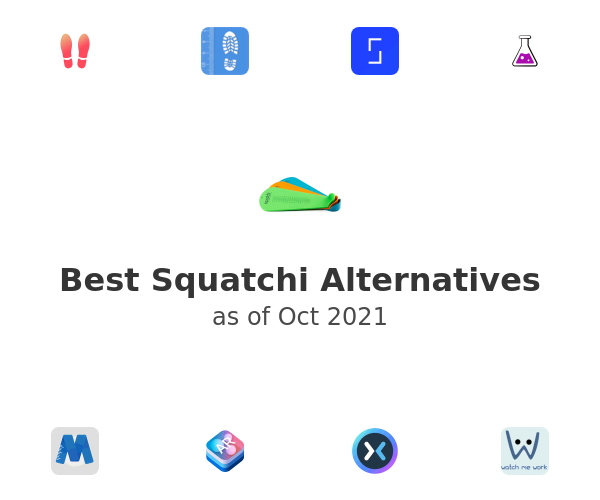 Best Squatchi Alternatives