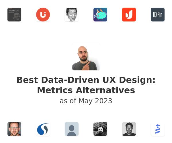 Best Data-Driven UX Design: Metrics Alternatives