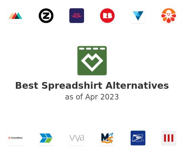 Best Spreadshirt Alternatives