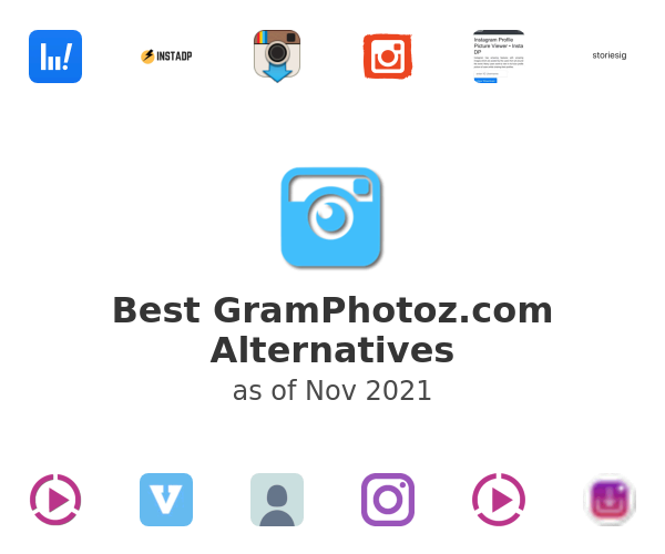 Best GramPhotoz.com Alternatives