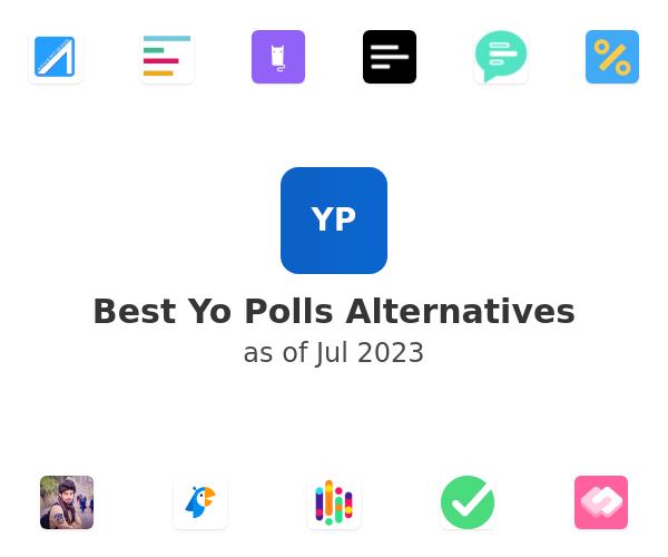 Best Yo Polls Alternatives