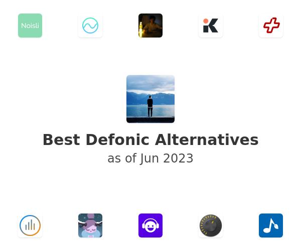Best Defonic Alternatives