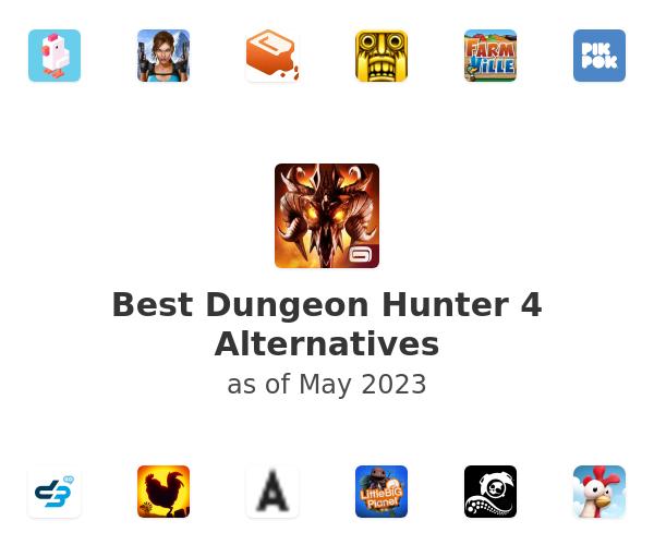 Best Dungeon Hunter 4 Alternatives
