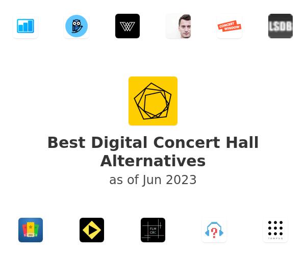 Best Digital Concert Hall Alternatives