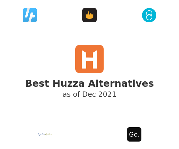Best Huzza Alternatives