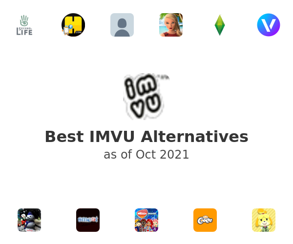 Best IMVU Alternatives