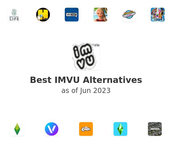 Best IMVU Alternatives