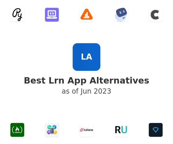 Best Lrn Alternatives