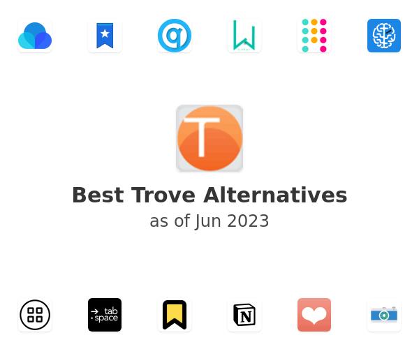 Best Trove Alternatives