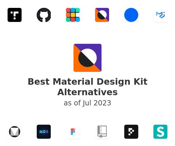 Best Material Design Kit Alternatives