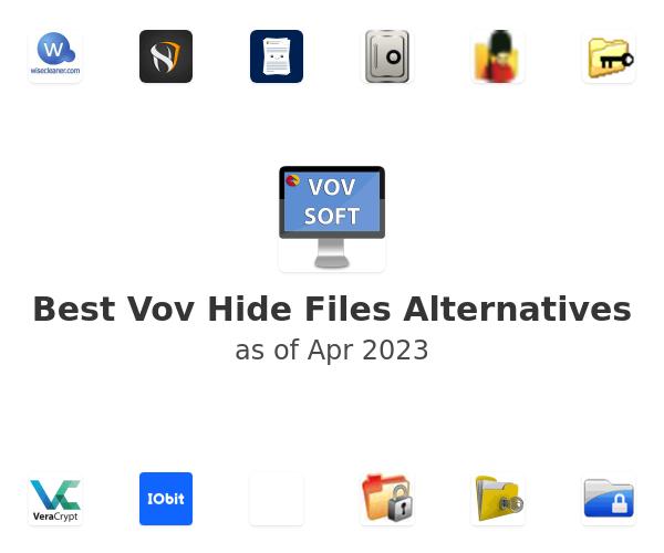 Best Vov Hide Files Alternatives
