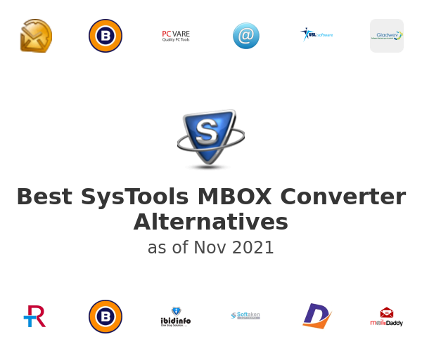Best SysTools MBOX Converter Alternatives