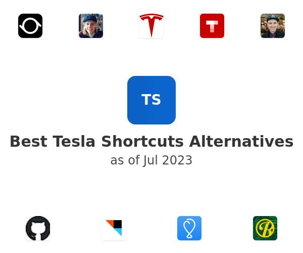 Best Tesla Shortcuts Alternatives