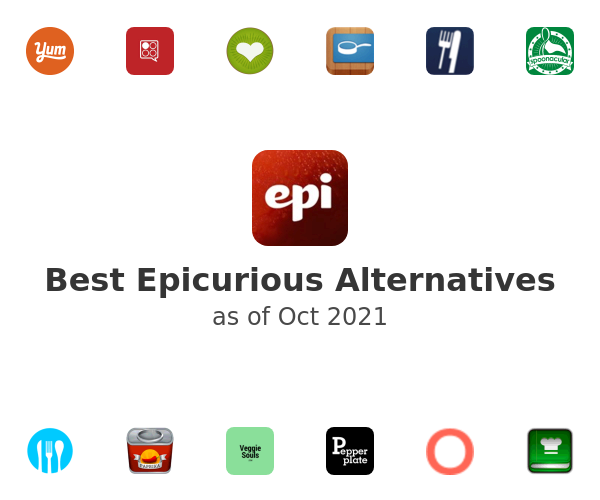 Best Epicurious Alternatives