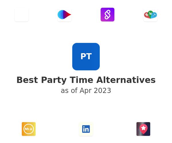 Best Party Time Alternatives