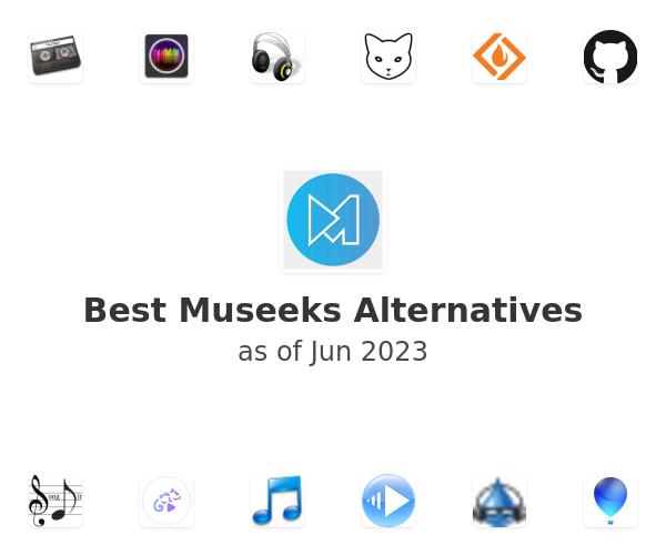Best Museeks Alternatives