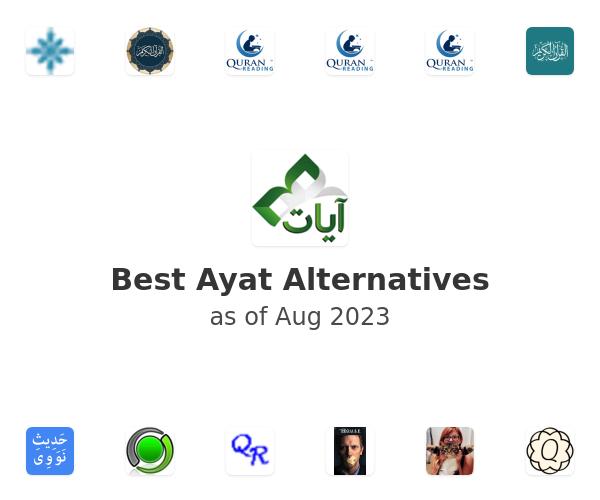 Best Ayat Alternatives
