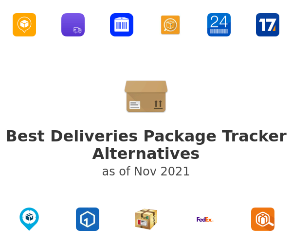 Best Deliveries Package Tracker Alternatives