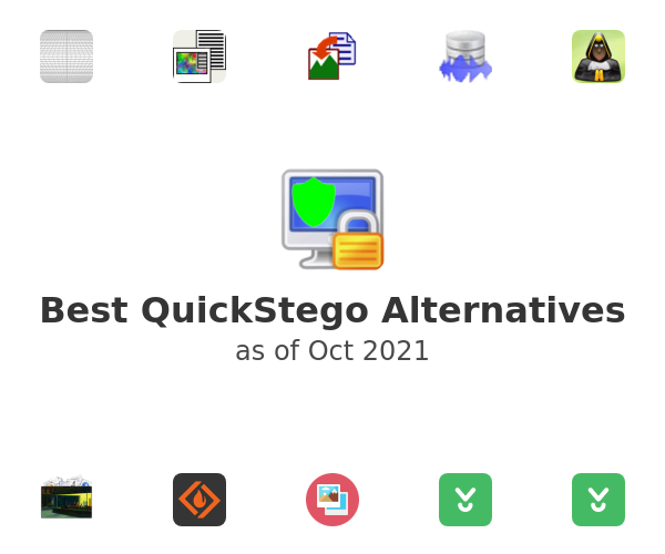 Best QuickStego Alternatives