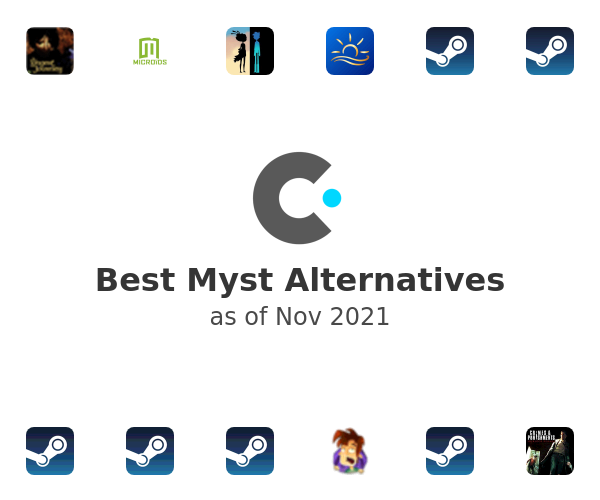 Best Myst Alternatives