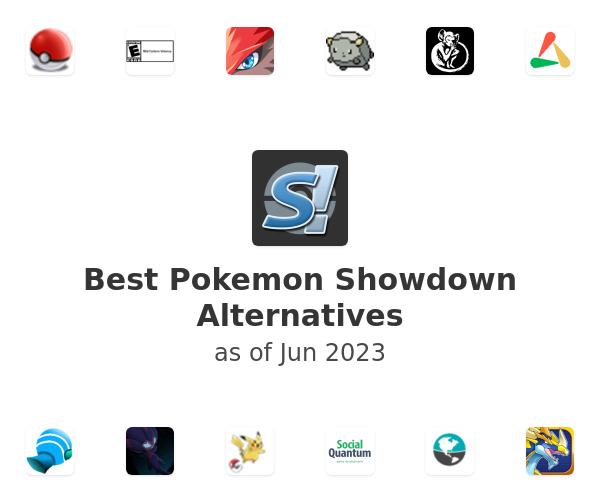 Best Pokemon Showdown Alternatives