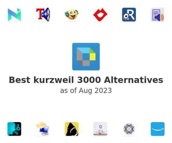 Best kurzweil 3000 Alternatives