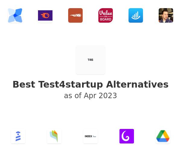 Best Test4startup Alternatives