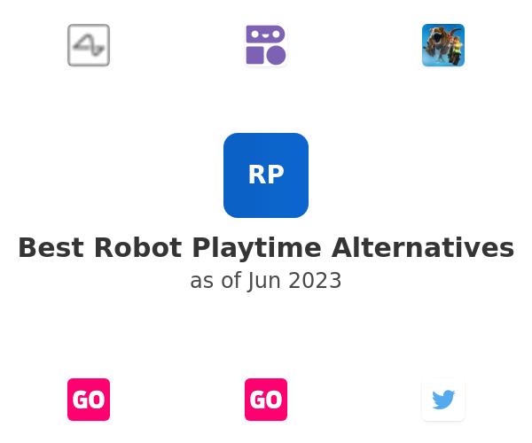 Best Robot Playtime Alternatives