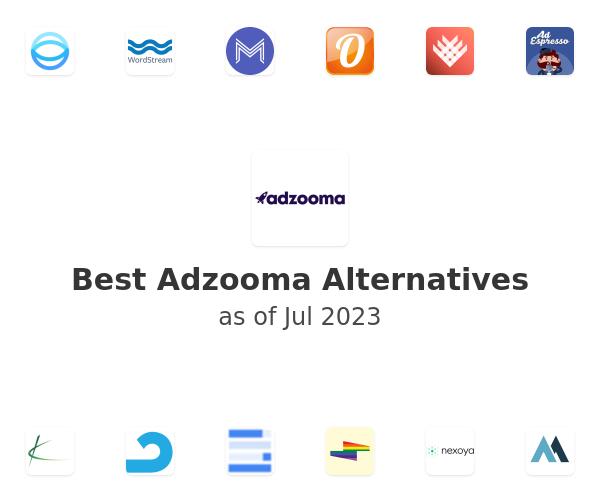 Best Adzooma Alternatives