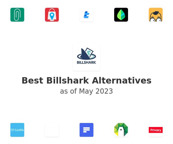 Best Billshark Alternatives