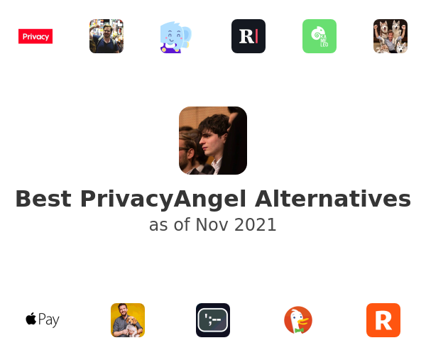 Best PrivacyAngel Alternatives