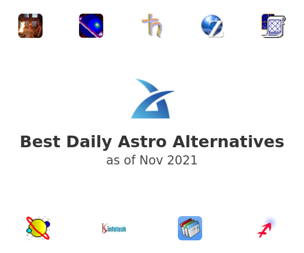 Best Daily Astro Alternatives