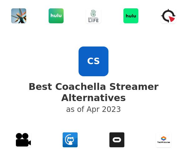 Best Coachella Streamer Alternatives