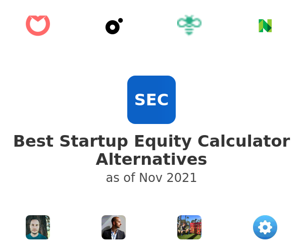 Best Startup Equity Calculator Alternatives