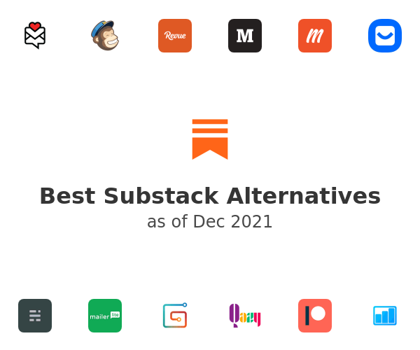 Best Substack Alternatives