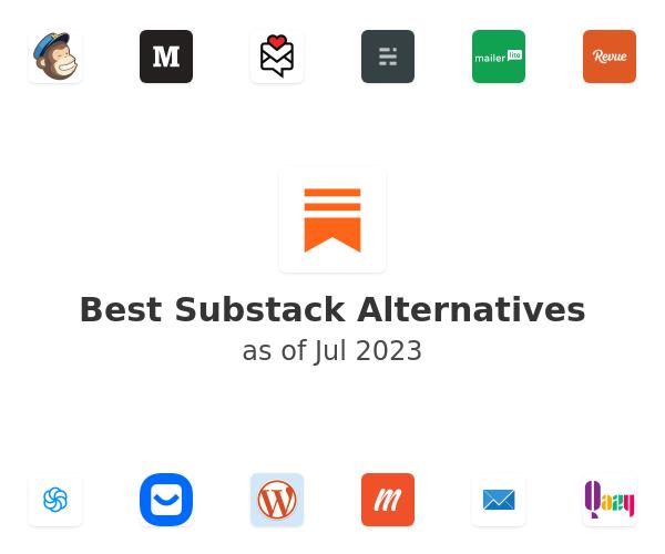 Best Substack Alternatives