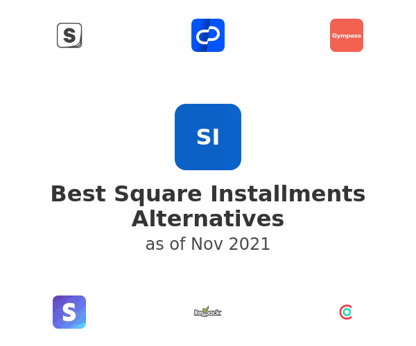 Best Square Installments Alternatives