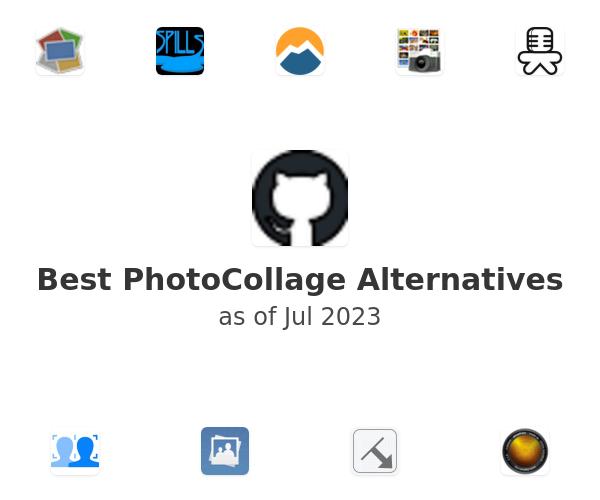 Best PhotoCollage Alternatives
