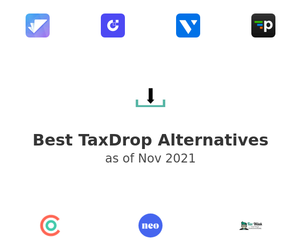 Best TaxDrop Alternatives
