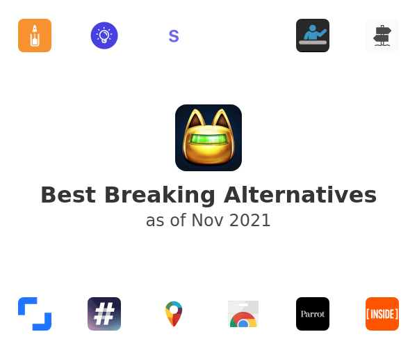 Best Breaking Alternatives