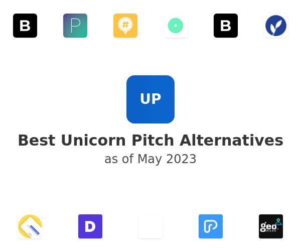 Best Unicorn Pitch Alternatives