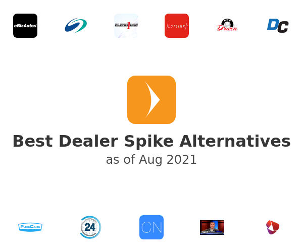 Best Dealer Spike Alternatives