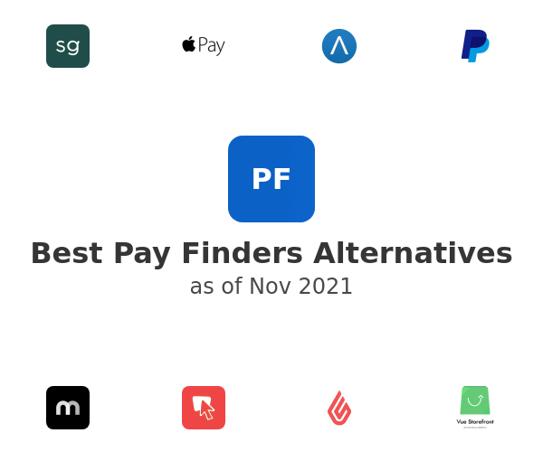 Best Pay Finders Alternatives
