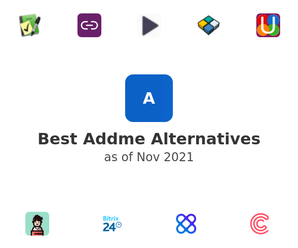 Best Addme Alternatives